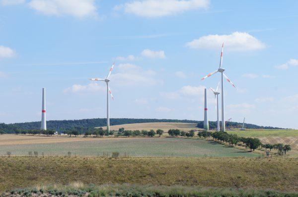 Erweiterung des Windparks Heldrungen / Braunsroda