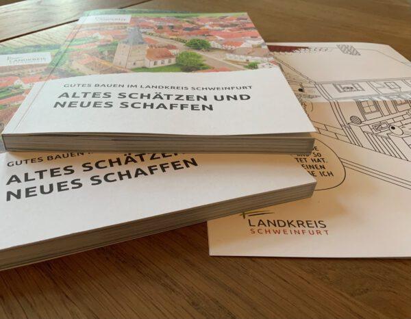 (Hand)buch über Baukultur im Landkreis Schweinfurt