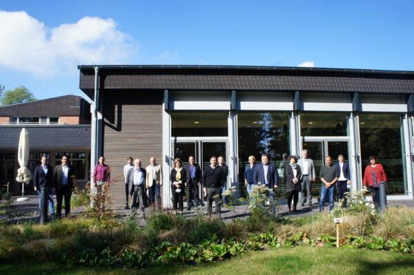 BürgermeisterInnen zur Schule der Dorf- und Flurentwicklung