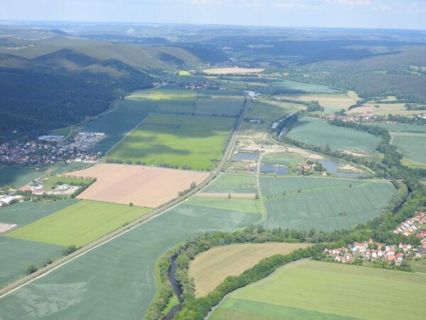 Saaleaue Rudolstadt - Kirchhasel